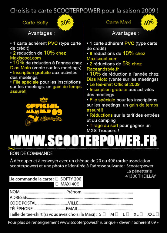 Flyer Scooterpower